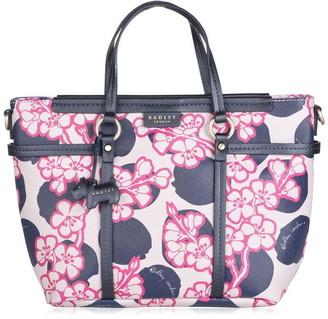 Radley Blossom spot medium multiway grab bag
