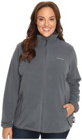 Columbia Plus Size Fuller Ridge Fleece Jacket
