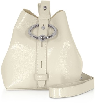 Rebecca Minkoff Naplack Leather Mini Kate Bucket Bag