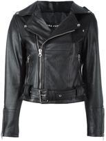 Chiara Ferragni 'Flirting' biker jacket