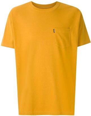 OSKLEN chest pocket Big Color T-shirt