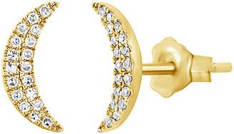 Sabrina Designs 14K Diamond Earrings