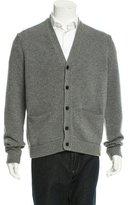 Lad Musician Wool Rib Knit Cardigan w/ Tags