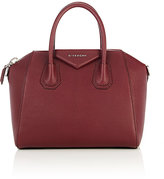 Givenchy Women's Antigona Small Duffel-BURGUNDY, RED