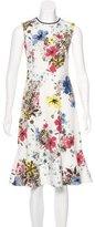 Erdem 2016 Jana Carmel Floral Print Dress