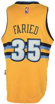 adidas Kids' Kenneth Faried Denver Nuggets Swingman Jersey, Big Boys (8-20)