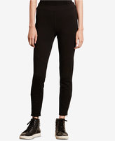 Lauren Ralph Lauren Paneled Stretch Leggings