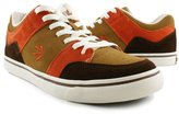 Burnetie Men's Suede Leather Skate Shoes