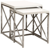 Monarch 2Pc Nesting Table Set