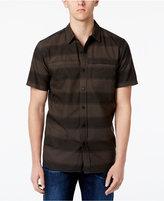 Tavik Men's Shin Stripe Short-Sleeve Shirt