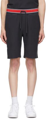 Saturdays NYC Navy Bjorn Sweat Shorts