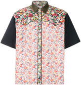 Paul & Joe floral print shirt