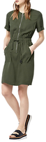 Warehouse Utility Dress, Khaki