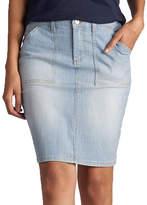 Lee Coleman Denim 21 Skirt