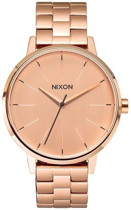 Nixon Women's Analogue Quartz Watch with Stainless Steel Strap A099-897-00