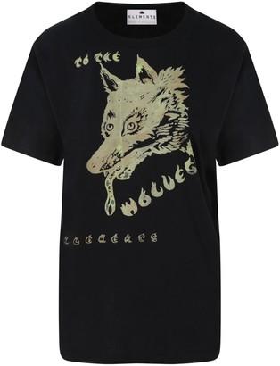 Klements Wolf T Shirt