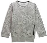 Sovereign Code Boys' Textured Sweatshirt