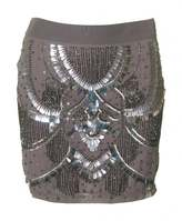 Religion Spectrum Embellished Skirt