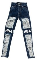 Hood by Air Distressed Skinny Jeans w/ Tags
