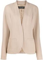 Jean Louis Scherrer Pre Owned 1990s fitted blazer
