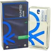 Benetton B-united Jeans By For Men Eau De Toilette Spray, 3.3-Ounce / 100 Ml