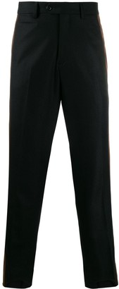 Paura Tailored Side Panel Trousers