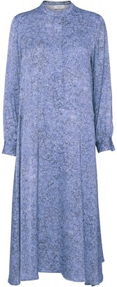 Norr Official - Lennon Dress - XS (34-36) | viscose | light sky blue