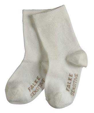 Falke Baby Sensitive Socks - 94% Cotton,(Manufacturer size: 62-68), 1 Pair