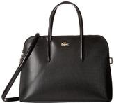 Lacoste Chantaco Zip Around Top-Handle Satchel Satchel Handbags