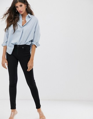 French Connection re-bound skinny jean