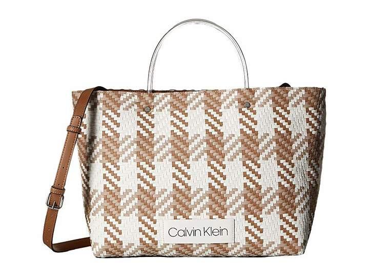 688b1df487aa96 Calvin Klein Beige Tote Bags - ShopStyle