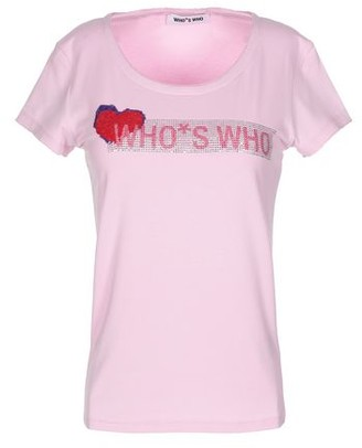 Who*s Who T-shirt