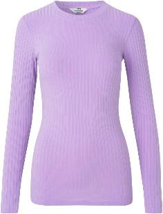 Mads Norgaard Rib Tuba - Soft Purple - Size S (UK 8 -10)