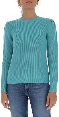 Elisabetta Franchi Shoulder Detail Knitted Jumper