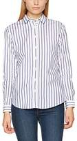 Crew Clothing Women's Princetown Stripe Shirt,14