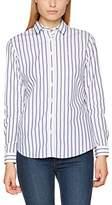 Crew Clothing Women's Princetown Stripe Shirt,16