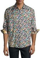 Robert Graham Champ Long-Sleeve Sport Shirt, Multi