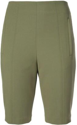 Tibi Anson biker shorts