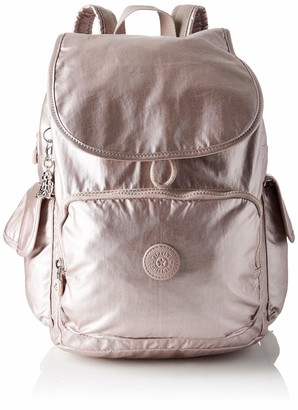Kipling Women's City Pack Backpack 15x24x45 cm Red Rot (True Red C)