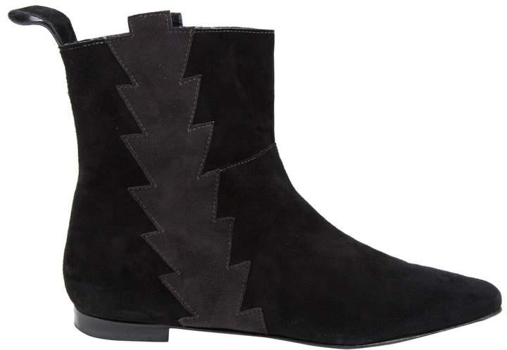 Manolo Blahnik Western boots