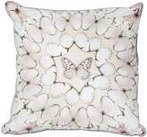 Graham & Brown Neutral butterfly array cushion