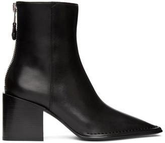 Alexander Wang Black Parker Boots