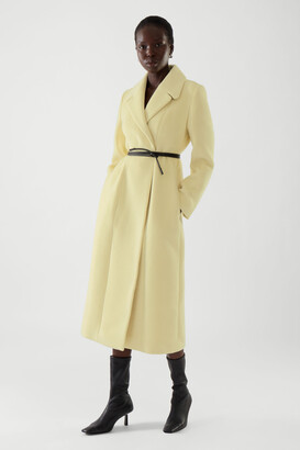 Cos Structured Long Coat