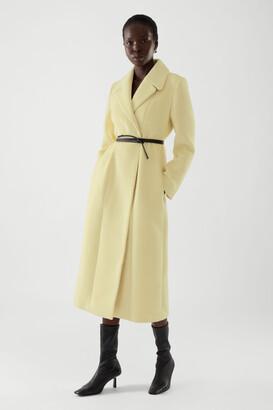Cos Tailored Long Coat