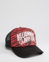 Billionaire Boys Club Trucker In Zebra Camo