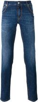 Ermanno Scervino stonewashed slim-fit jeans