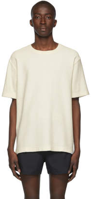 Norse Projects Off-White Texture Johannes T-Shirt