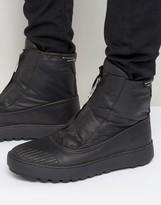 Diesel Fusion Duck Zip Boots