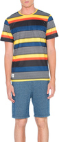 NATIVE YOUTH Heatwave Stripe Tee