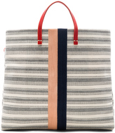Clare Vivier Canvas Simple Tote Bag